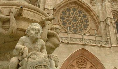 Los reyes de Castilla, Fernando III y Beatriz, junto a toda la corte acudieron al acto