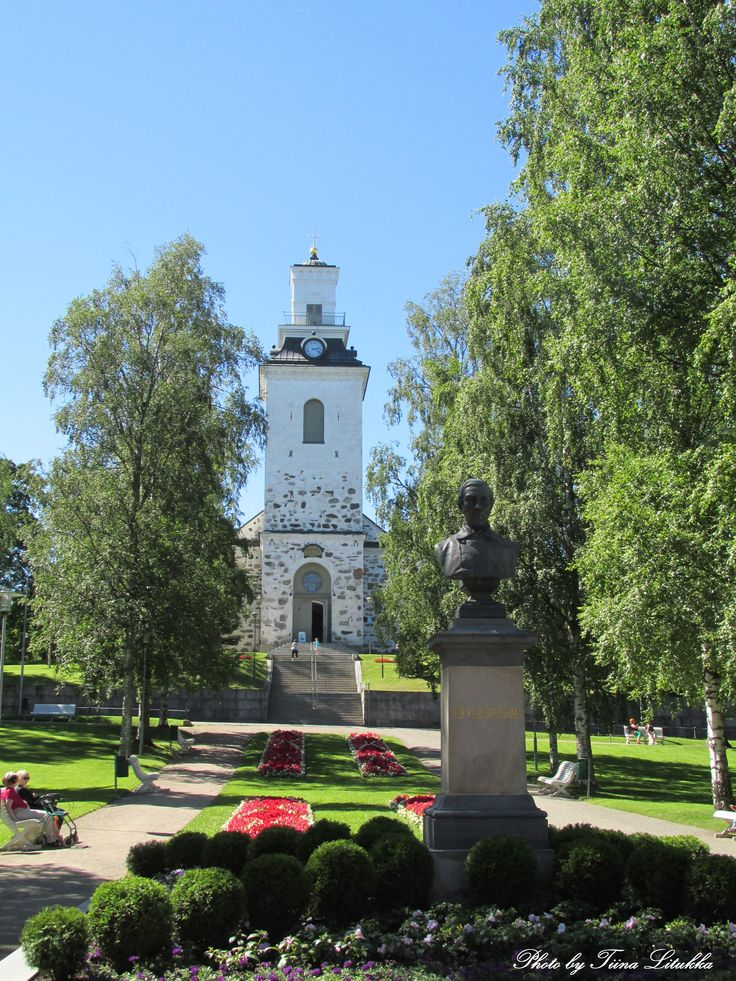 Tuomiokirkko, minster, Kuopio, Finland