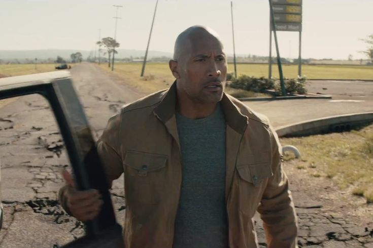 The third trailer for director Brad Peyton's San Andreas has arrived, featuring more mass destruction... and a warning.  In the film, a massive earthquake hits California along the San Andreas fault. The earthquake prompts search and rescue helicopter pilot Ray (Dwayne Johson) and his estranged wife, Emma (Carla Gugino), to make the dangerous trek from Los Angeles to San Francisco to save their only daughter, Blake (Alexandra Daddario).