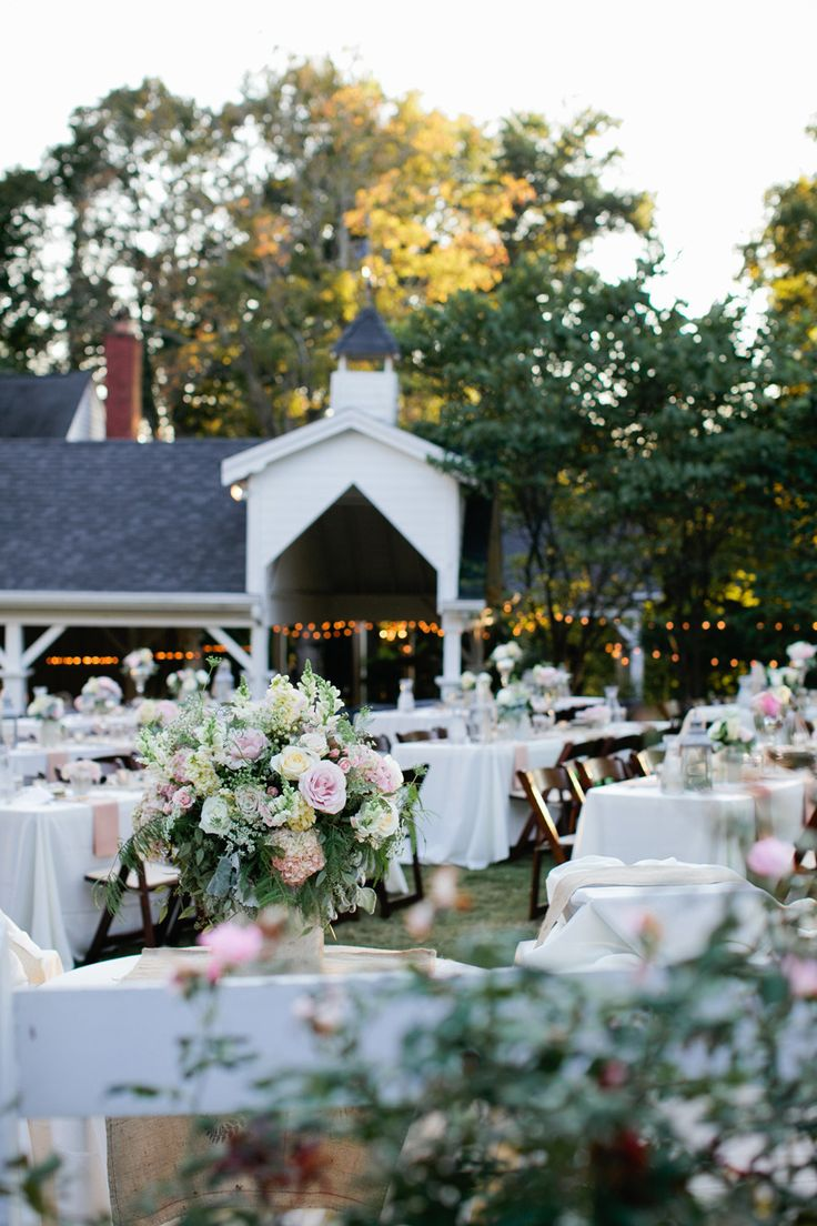 17+ Ideas About Outdoor Evening Weddings On Pinterest
