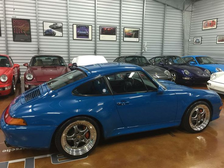 Who has coolest wheels on their 993? - Page 41 - Rennlist Discussion Forums