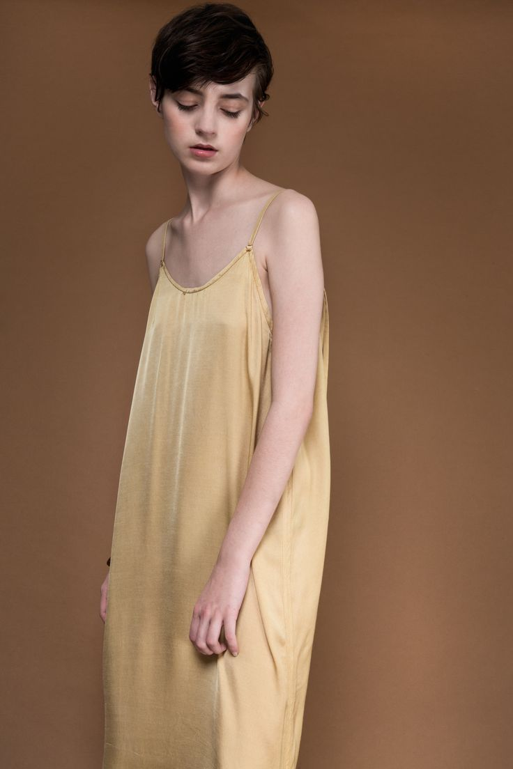 Takoy Dress by OVNA OVICH Made in New Zealand from consciously sourced materials