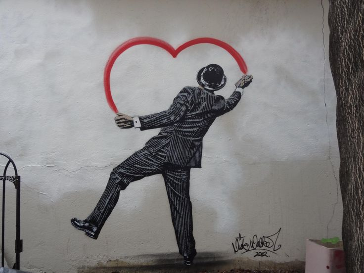 Banksy graffiti/street art - Better Out Than In: An artists residency on the streets of New York. Description from pinterest.com. I searched for this on bing.com/images