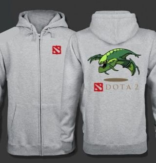 Plus size dota 2 herói hoodie para homens Q versão Viper camisola