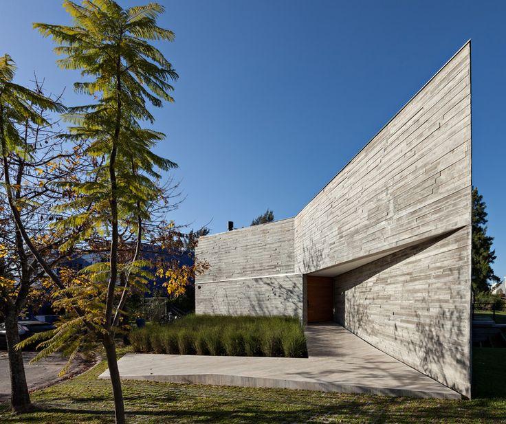 Casa L / Alric Galindez Arquitectos, © Albano Garcia