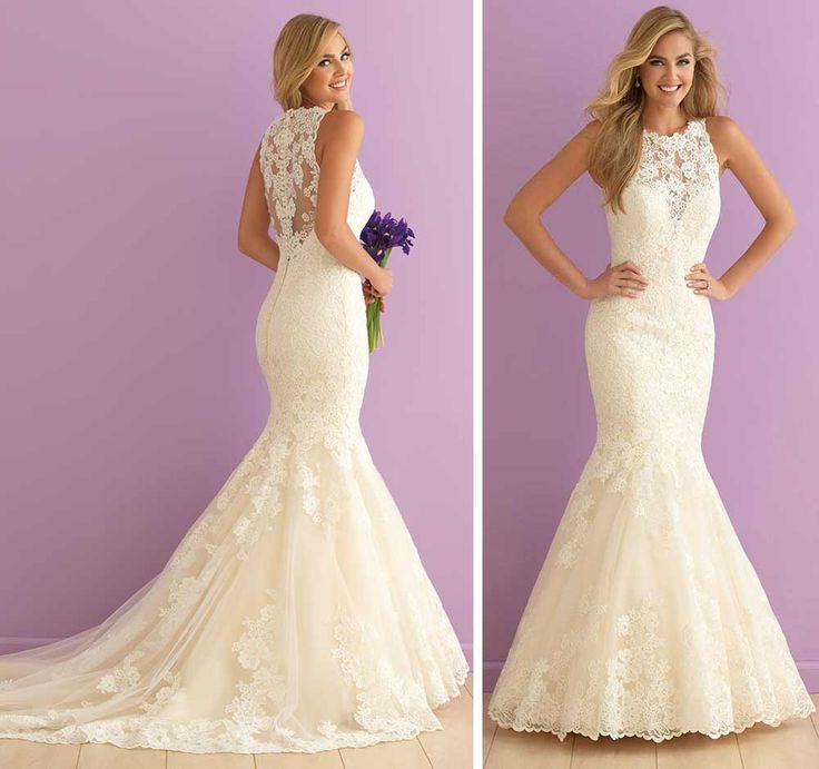 Fishtail Wedding Dress Derby : Lace fishtail wedding dress ideas on dresses