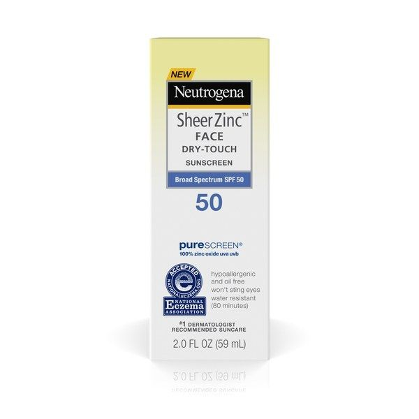 If your skin is sensitive, sunscreen can put you in a catch-22. Non-irritating versions with physical blockers go on mime-thick; chemical versions can cause immediate flare-ups. This antioxidant-rich innovation does the impossible, delivering zinc oxide in a sheer, generous formula. $11 (Shop Now).