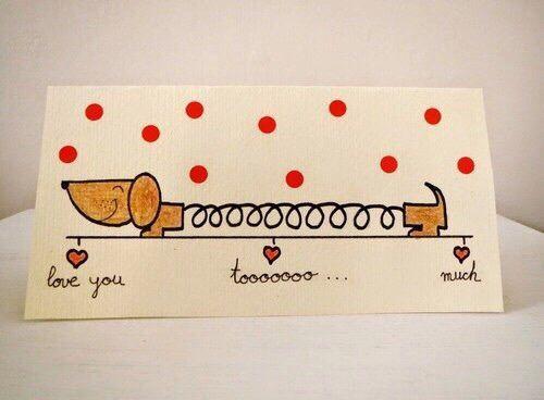 #de #DIY #Dog #image #love #image    – Zeichnungen