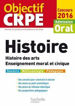 Histoire, Histoire des arts, Enseignement moral et civique  http://cataloguescd.univ-poitiers.fr/masc/Integration/EXPLOITATION/statique/recherchesimple.asp?id=190781157