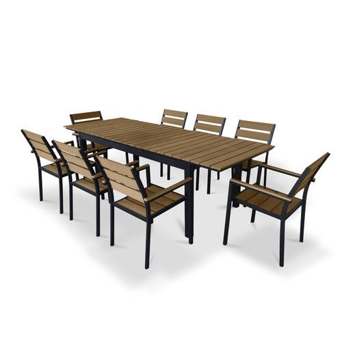 Best 25+ Outdoor Dining Set Ideas On Pinterest | Outdoor Dining Tables,  Outdoor Farm Table And Outdoor Dining