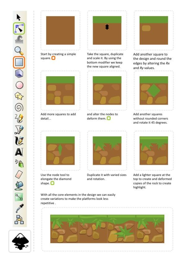Gamasutra: Chris Hildenbrand's Blog - 2D Game Art For Programmers - Part 1…