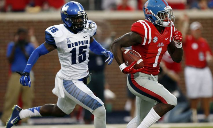 Ranking AAC games for Week 5: Can Memphis shock the Rebels again? = There are only seven games on tap for Week 5 in the American Athletic Conference, but all present a certain degree of intrigue.  This is especially the case on Saturday evening, when Memphis takes on No. 16 Ole Miss in.....