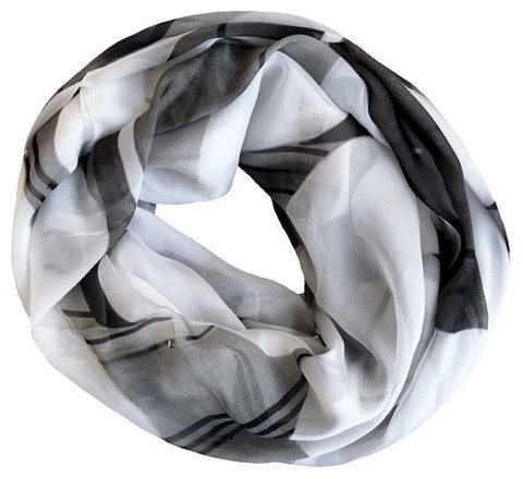Good & Co - Let There Be Light Silk Scarf