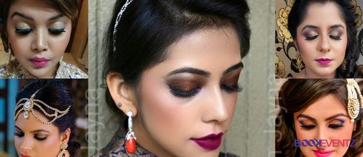 Find 25 MakeUp Artist in Mumbai for weddings, birthday parties & other events.  Book through BookEventz & get upto 30% discount.