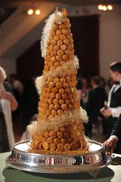 25 Best Images About Croquembouche On Pinterest