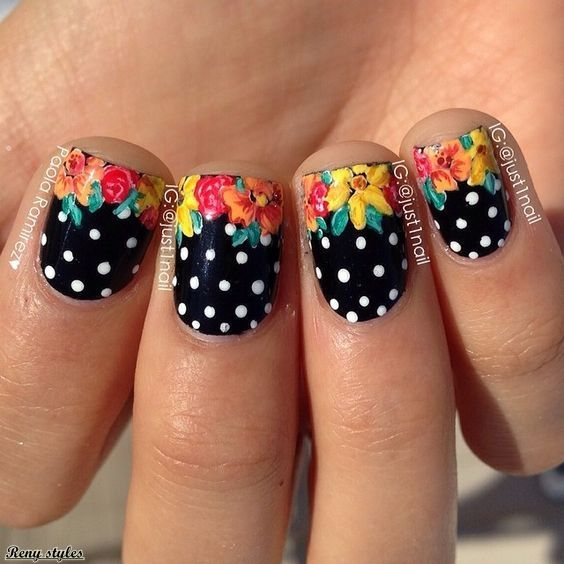 "Cutest Nail Art Ideas. So summer is advancing up, which agency it is acutely the time for lots of coma parties, night gatherings, abrupt bank days, or artlessly those blood-tingling abounding canicule back you aloof artlessly demand to adhere out with your girlfriends. Well, actuality is article all backed up, to added accomplish your summer … Continue reading ""55+ Teen Nail Art Ideas for 2017 / 2018"""