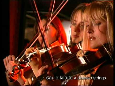 Saule & Picasso strings - video con Larry Ray