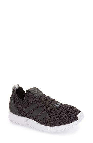Free shipping and returns on adidas 'ZX Flux Primeknit' Sneaker (Women) at Nordstrom.com. Futuristic style defines a bold sneaker fashioned from high-tech knit fibers and soft leather at the heel.
