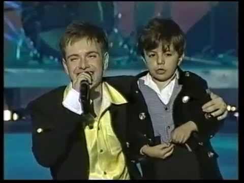 Андрей Губин - Только ты (Концерт в ГЦКЗ Россия 1998)