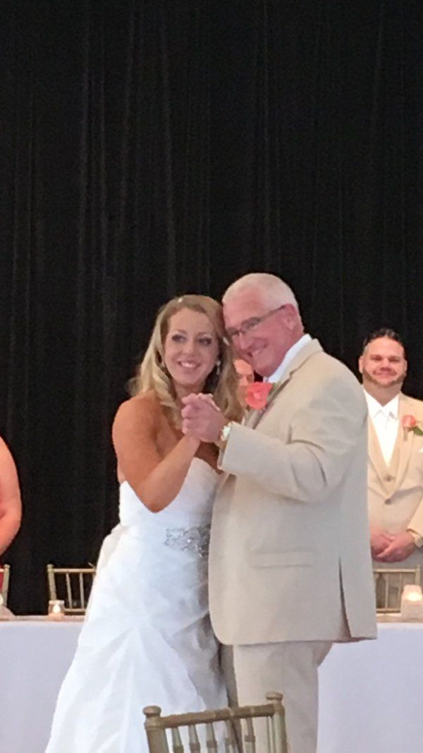 Wwe REF Scott Armstrong & His Daughter Kayla Armstrong