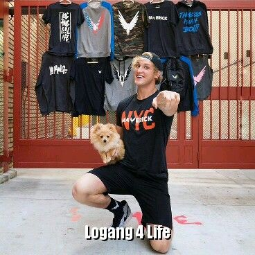 Logang4life Logan Paul Pinterest