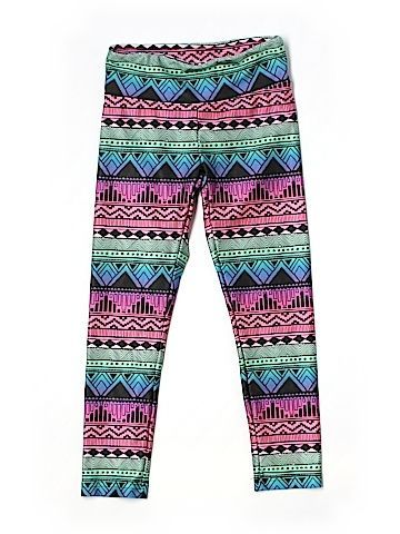 Tiny Flaw Size 6 Justice Leggings for Girls