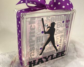 Softball Pitcher Fast Pitch GemLight Gifts for by GemLights