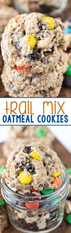Easy plain oatmeal cookie recipe
