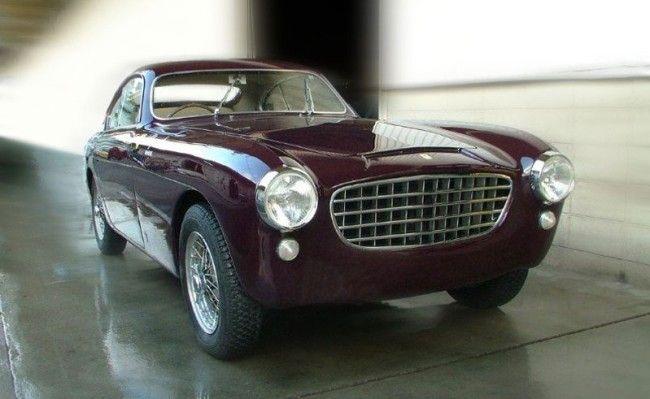 Ferrari 166 Inter Vignale Coupe de 1950