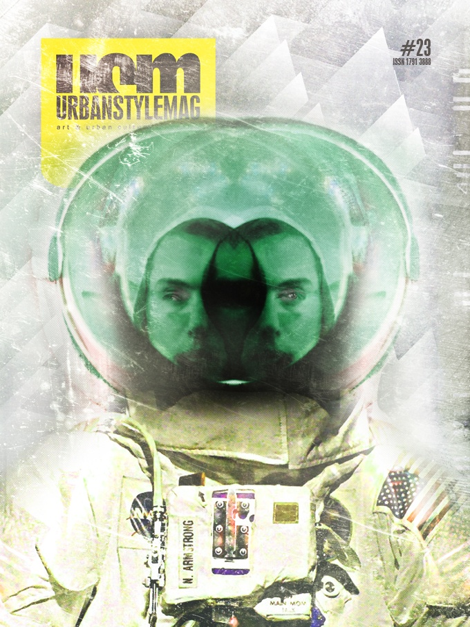 Cover 23 by Michael Meimaroglou