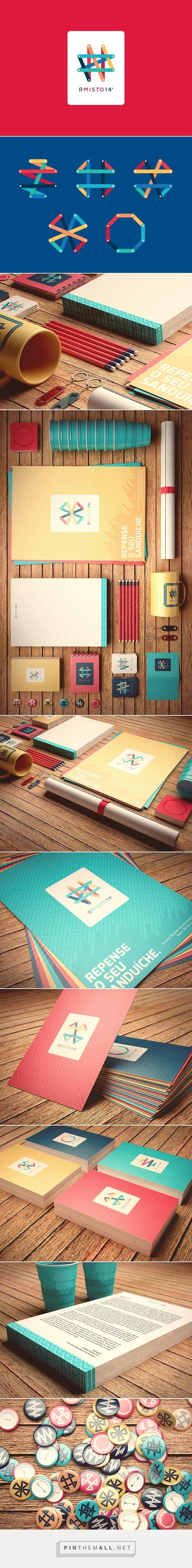 R Misto 14' Branding on Behance | Fivestar Branding – Design and Branding Agency…