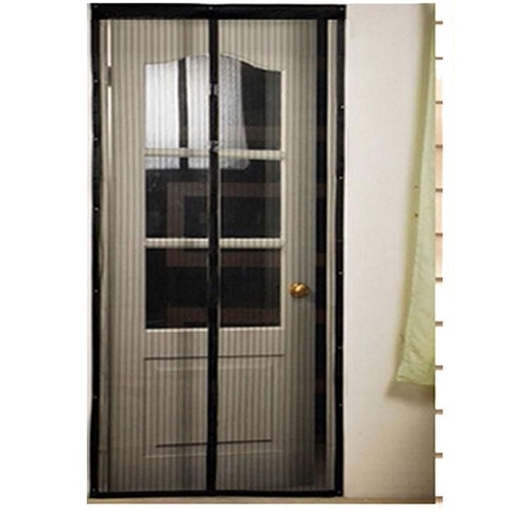 [Visit to Buy] 1PC Durable Magnetic Mesh Screen Door malha Mosquito Net Curtain Protect Kitchen Window Organza Scree moustiquaire porte fenetre #Advertisement