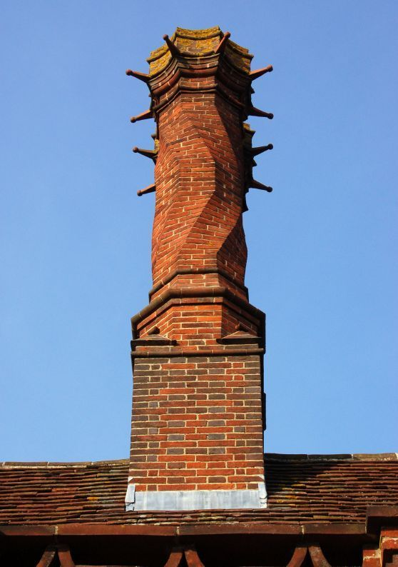 Brick Chimney Tops | Sir Edwin Lutyens Online