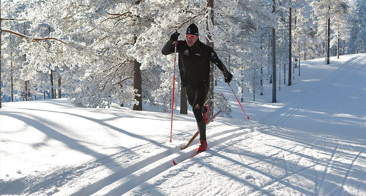 Ski excursions. Activities - Rokua Geopark, Finland. Rokua Health & Spa Hotel.