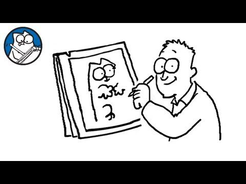 ▶ Simon Draws: Simon's Cat - YouTube