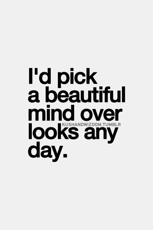 Beauty Vs Intelligence Quotes: Best 25+ Mind Over Matter Ideas On Pinterest
