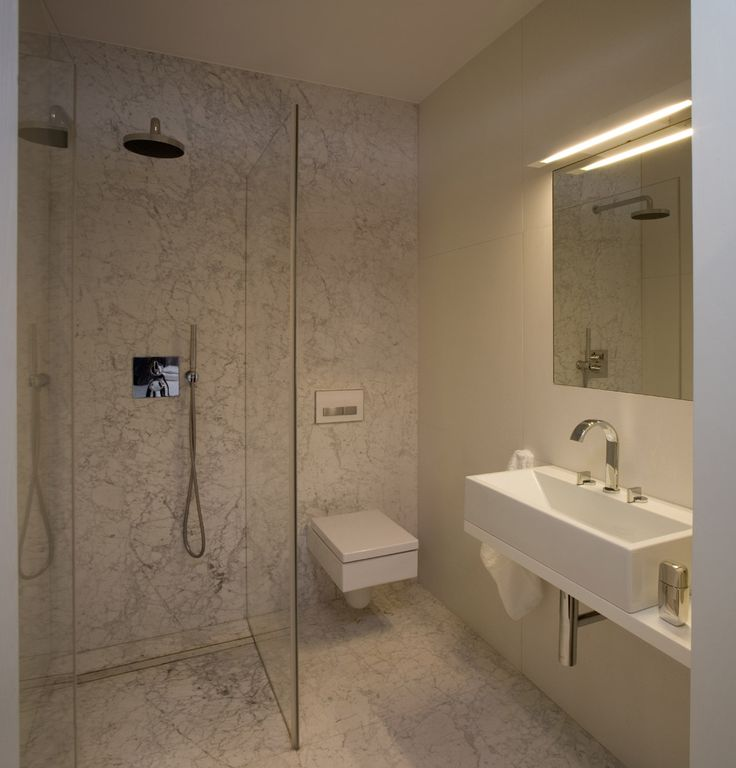 bathroom design by idstudio hammered carrara marble