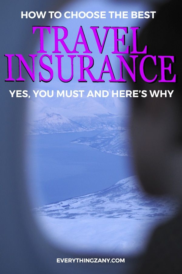 Do I Need Travel Insurance Yes You Do And Here S Why Medical