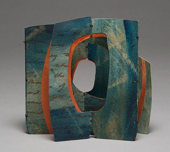 artists books 2000-present - Bonnie Stahlecker, studio artist and workshop instructor
