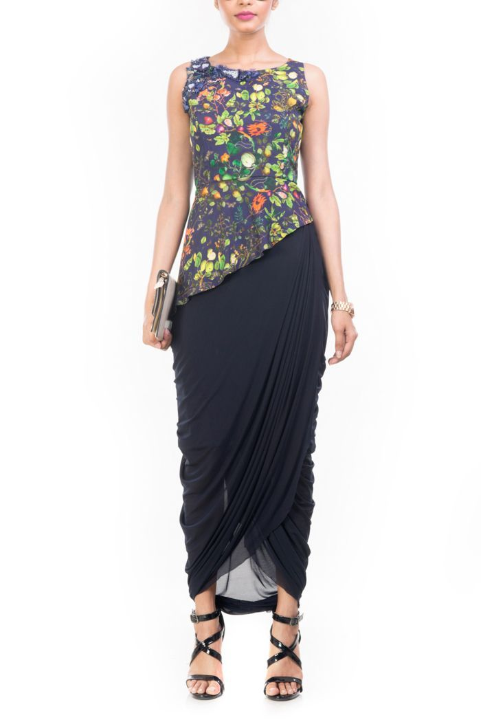 Moss Crepe And Taffeta Party Wear Skirt Product Code : SS1670304  Price :17,050 Rs. Fabric	:Crepe Moss Taffeta Color	:Blue Work	:Embroidery Beads #partywear #indianstreetfashion #mumbaifashion #traditionalwear #floralprint