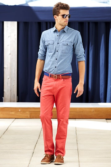 25  best ideas about Red pants men on Pinterest | Burgundy pants ...