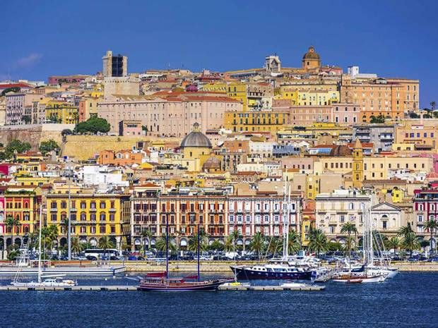 Cagliari travel tips: Where to go and what to see in 48 hours - 48 Hours In - Travel - The Independent