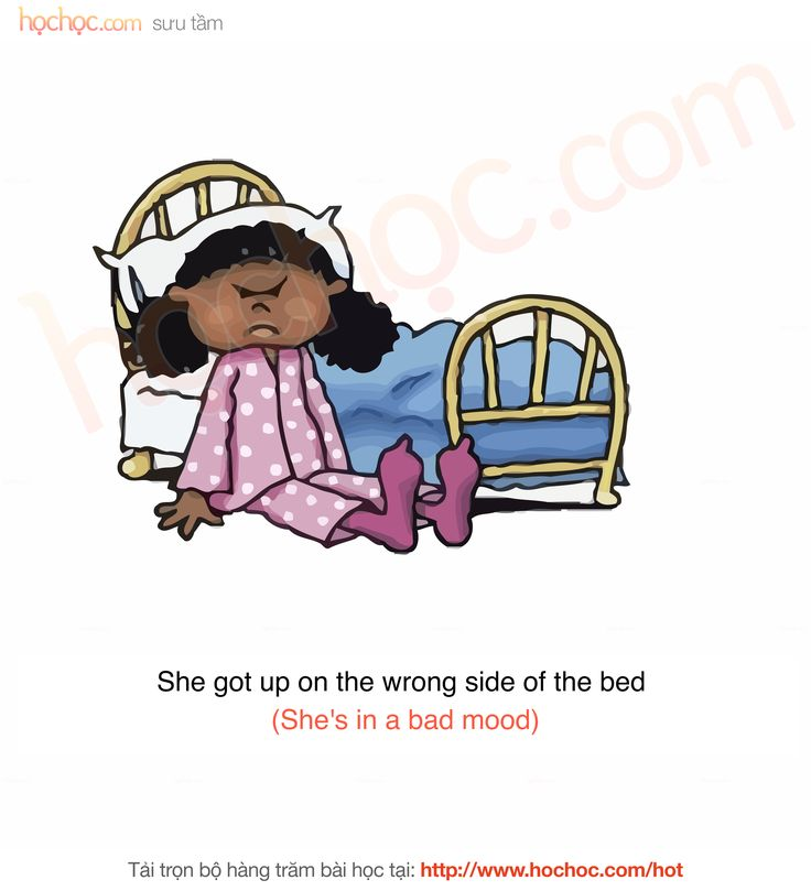 Thanh Ngu - GET UP ON THE WRONG SIDE OF THE BED