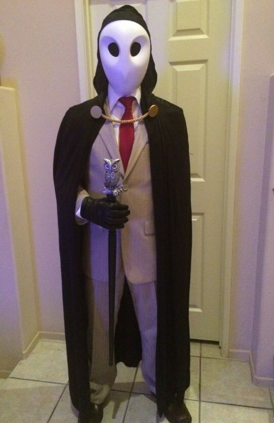 Court of Owls Grandmaster Cosplay - from Batman vs Robin movie