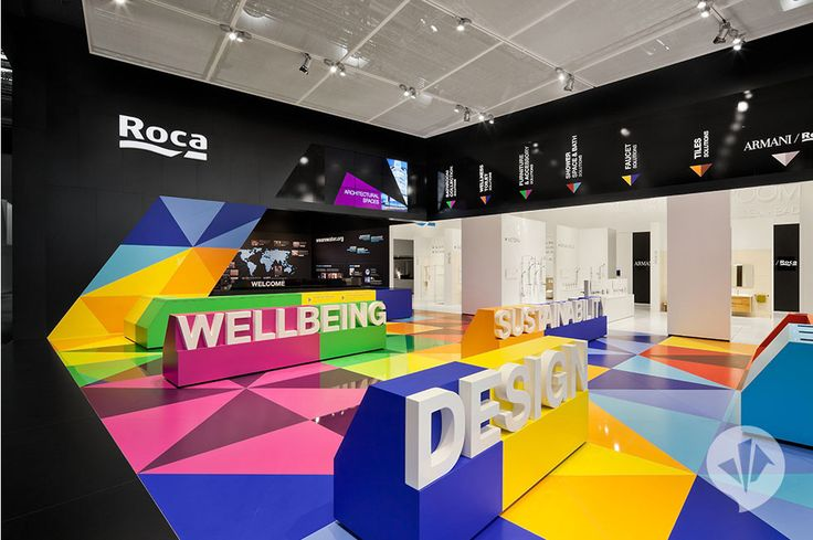 Trade Fair Stands Definition : 'browse your bathroom exhibitor stand for roca the