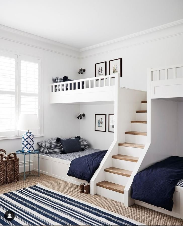 42 Full Of Children S Fun And Save Space Of The Bunk Beds Design Home Decoration To See All Heart Collection Lily Fashion Style In 2021 Bunk Bed Designs Bed Design Small Room Bedroom