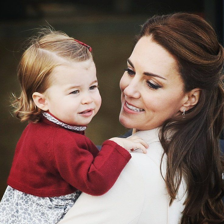 Ben Nelms (@Ben_Nelms) on Twitter:  Duchess of Cambridge and Princess Charlotte, October 1, 2016