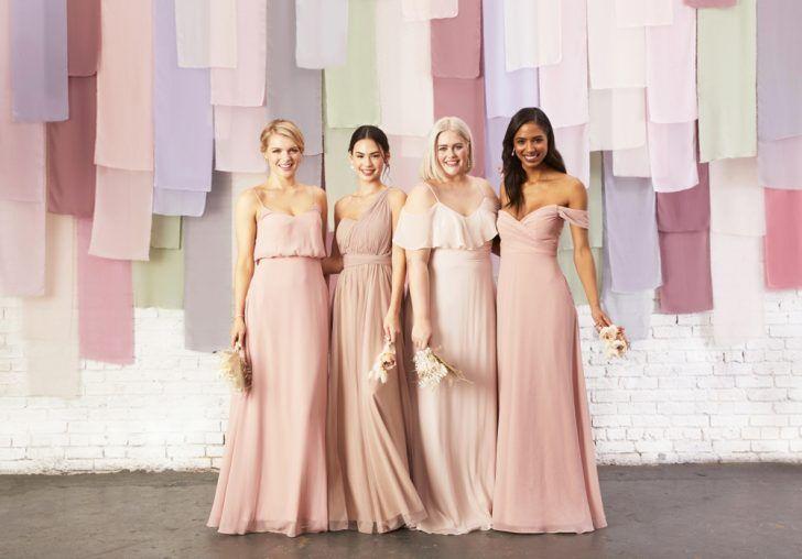 Make Your Bridesmaids Happy In 2020 Brautjungfern Kleider Brautjungfern Plus Size Brautjungfer