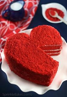 like this: Cake Recipe, Valentine Day, Valentine Cake, Food, Heartcake, Redvelvet, Cream Chees Frostings, Red Velvet Cakes, Heart Cakes