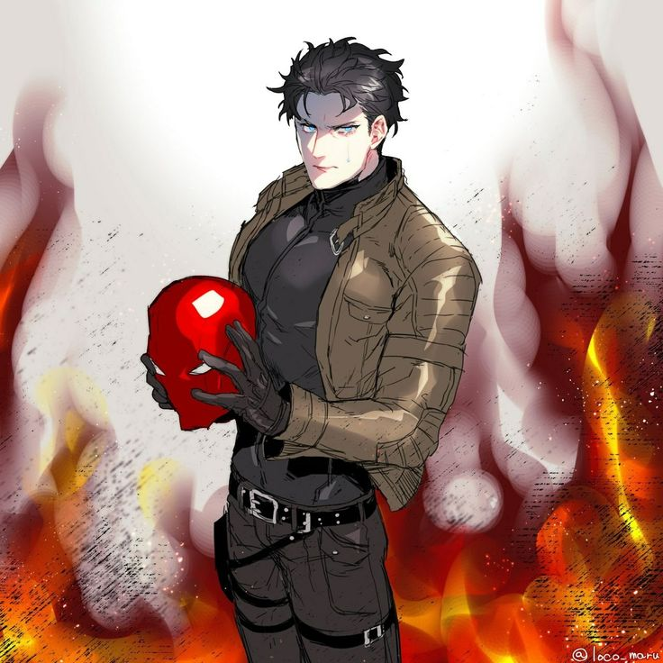 Jason Todd And Scarlet 761 best Jason ...